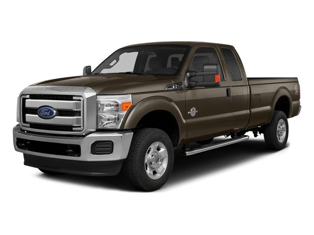 Caribou Metallic 2016 Ford Super Duty F-350 DRW Pictures Super Duty F-350 DRW Supercab XLT 4WD photos front view