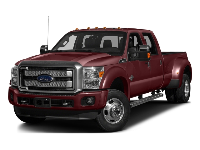 Bronze Fire Metallic 2016 Ford Super Duty F-450 DRW Pictures Super Duty F-450 DRW Crew Cab Platinum 4WD T-Diesel photos front view