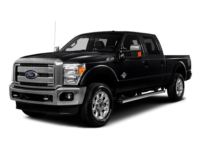 Shadow Black 2016 Ford Super Duty F-250 SRW Pictures Super Duty F-250 SRW Crew Cab XL 4WD photos front view