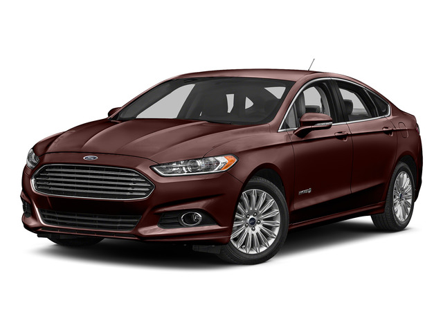 Bronze Fire Metallic Tinted Clearcoat 2016 Ford Fusion Pictures Fusion Sedan 4D S I4 Hybrid photos front view