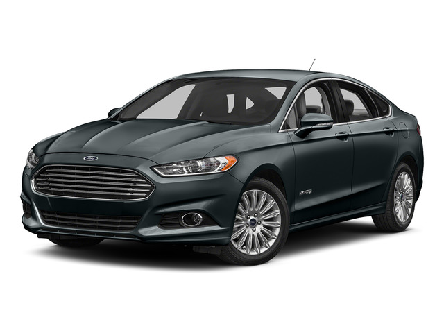 Guard 2016 Ford Fusion Pictures Fusion Sedan 4D S I4 Hybrid photos front view