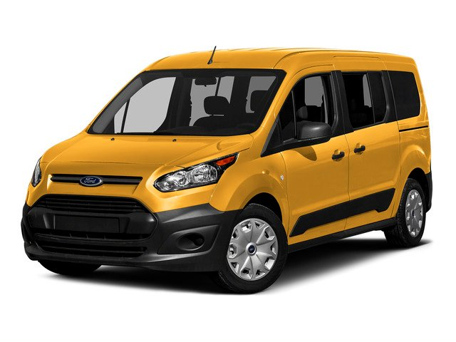 School Bus Yellow 2016 Ford Transit Connect Wagon Pictures Transit Connect Wagon Extended Passenger Van XL photos front view