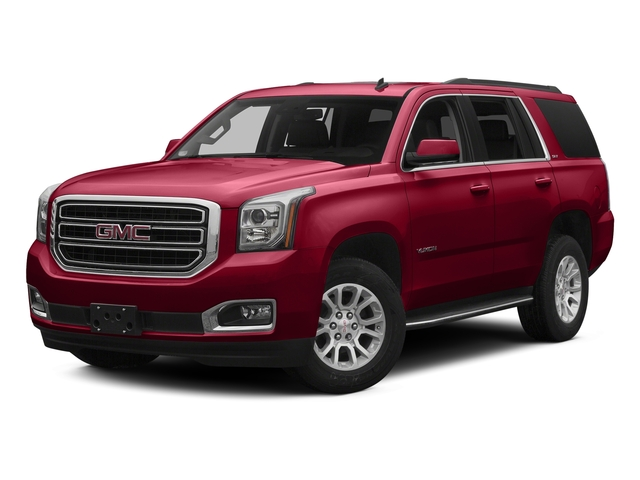 Crimson Red Tintcoat 2016 GMC Yukon Pictures Yukon Utility 4D SLE 2WD V8 photos front view