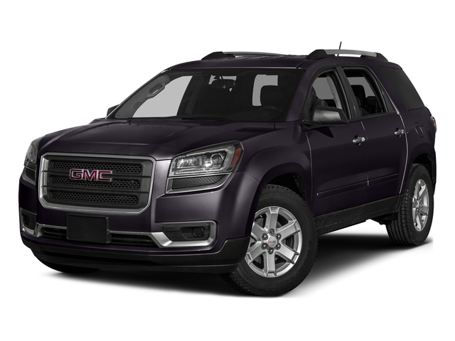 Midnight Amethyst Metallic 2016 GMC Acadia Pictures Acadia Utility 4D SLE2 2WD V6 photos front view