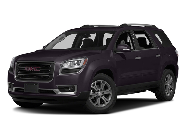 Midnight Amethyst Metallic 2016 GMC Acadia Pictures Acadia Utility 4D SLT AWD V6 photos front view