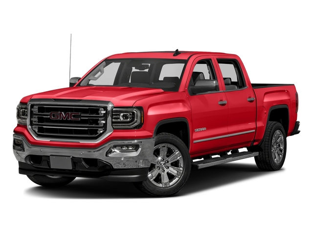 Cardinal Red 2016 GMC Sierra 1500 Pictures Sierra 1500 Crew Cab SLT 2WD photos front view