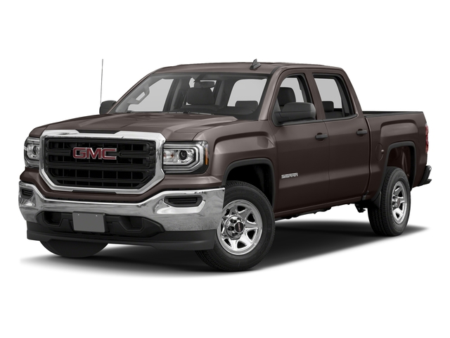 Mahogany Metallic 2016 GMC Sierra 1500 Pictures Sierra 1500 Crew Cab 4WD photos front view
