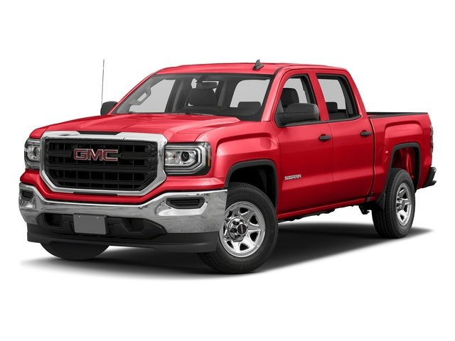 Cardinal Red 2016 GMC Sierra 1500 Pictures Sierra 1500 Crew Cab 4WD photos front view