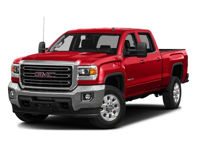 Cardinal Red 2016 GMC Sierra 3500HD Pictures Sierra 3500HD Crew Cab 2WD photos front view