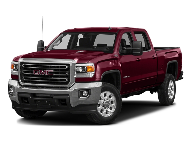 Deep Garnet Metallic 2016 GMC Sierra 3500HD Pictures Sierra 3500HD Crew Cab 2WD photos front view