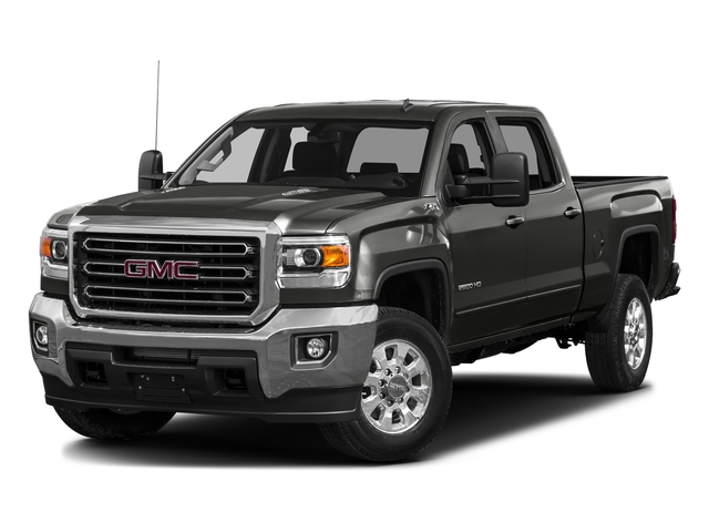Iridium Metallic 2016 GMC Sierra 3500HD Pictures Sierra 3500HD Crew Cab 2WD photos front view