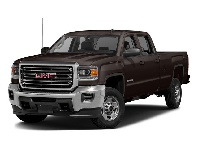 Mahogany Metallic 2016 GMC Sierra 2500HD Pictures Sierra 2500HD Crew Cab 4WD photos front view