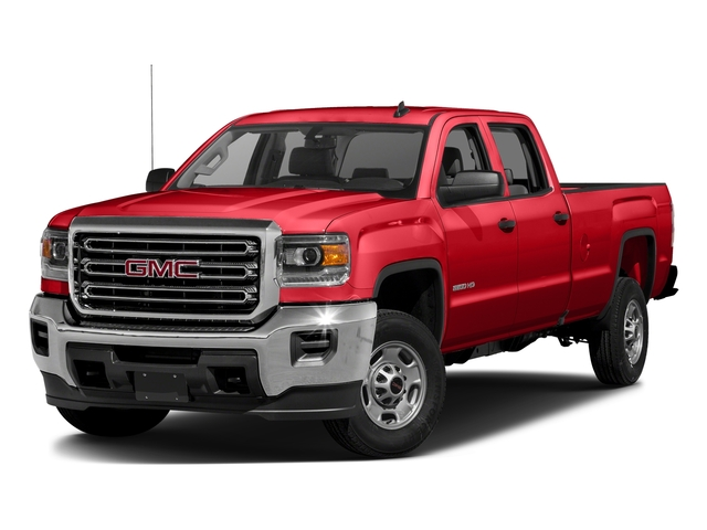 Cardinal Red 2016 GMC Sierra 2500HD Pictures Sierra 2500HD Crew Cab 4WD photos front view