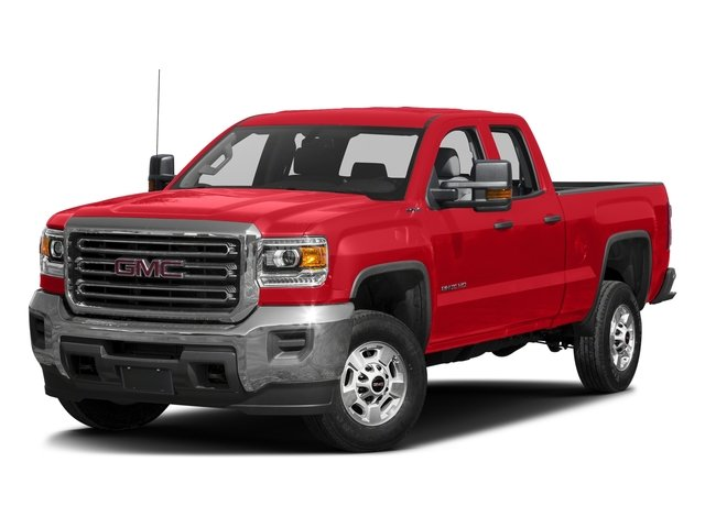 Cardinal Red 2016 GMC Sierra 2500HD Pictures Sierra 2500HD Extended Cab 4WD photos front view