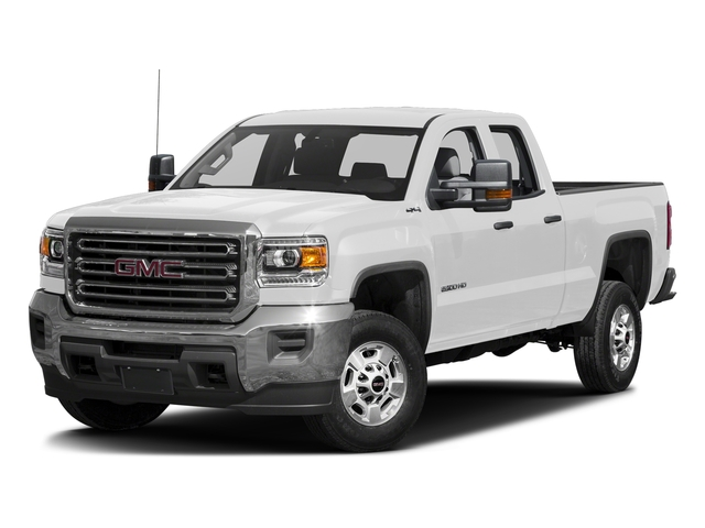 Summit White 2016 GMC Sierra 2500HD Pictures Sierra 2500HD Extended Cab 4WD photos front view