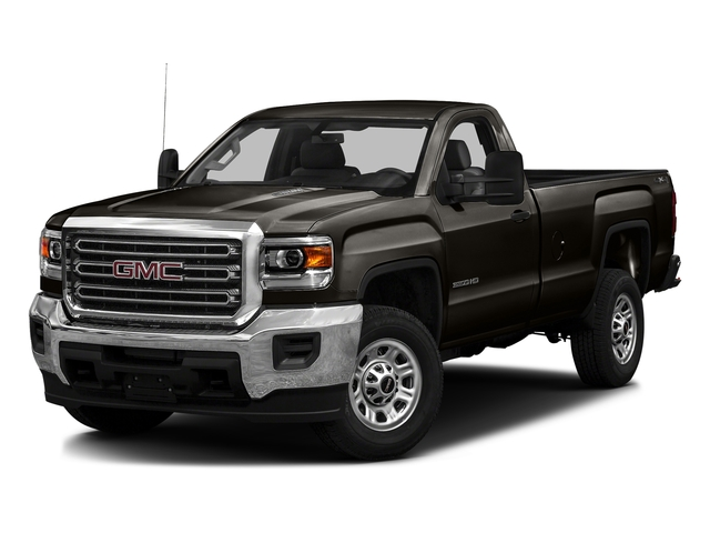 Mahogany Metallic 2016 GMC Sierra 3500HD Pictures Sierra 3500HD Regular Cab 4WD photos front view