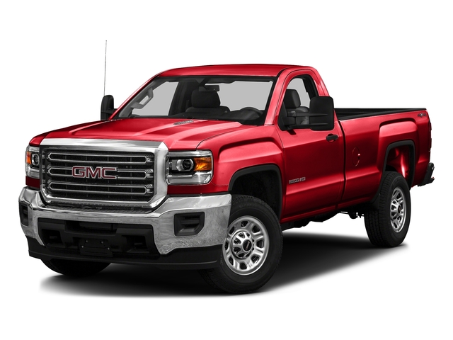 Cardinal Red 2016 GMC Sierra 3500HD Pictures Sierra 3500HD Regular Cab 4WD photos front view
