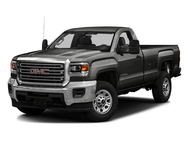 Iridium Metallic 2016 GMC Sierra 3500HD Pictures Sierra 3500HD Regular Cab 4WD photos front view