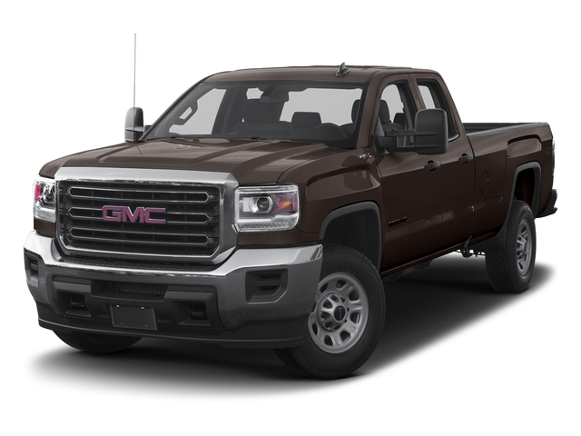 Mahogany Metallic 2016 GMC Sierra 3500HD Pictures Sierra 3500HD Extended Cab 2WD photos front view