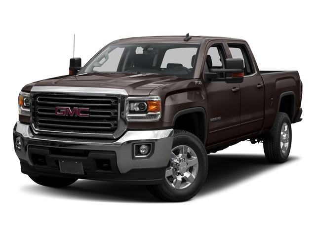 Mahogany Metallic 2016 GMC Sierra 3500HD Pictures Sierra 3500HD Crew Cab SLE 2WD photos front view