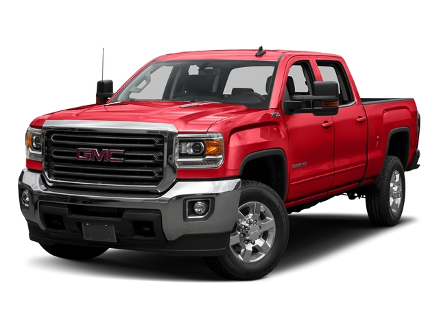 Cardinal Red 2016 GMC Sierra 3500HD Pictures Sierra 3500HD Crew Cab SLE 2WD photos front view