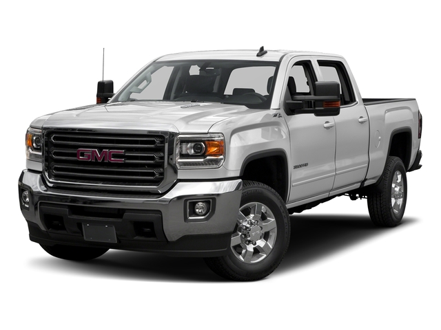 Summit White 2016 GMC Sierra 3500HD Pictures Sierra 3500HD Crew Cab SLE 2WD photos front view