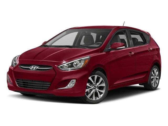 Boston Red Metallic 2016 Hyundai Accent Pictures Accent Hatchback 5D Sport I4 photos front view