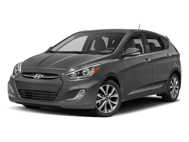 Ironman Silver Metallic 2016 Hyundai Accent Pictures Accent Hatchback 5D Sport I4 photos front view