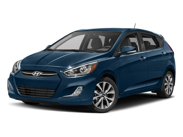 Pacific Blue Pearl 2016 Hyundai Accent Pictures Accent Hatchback 5D Sport I4 photos front view