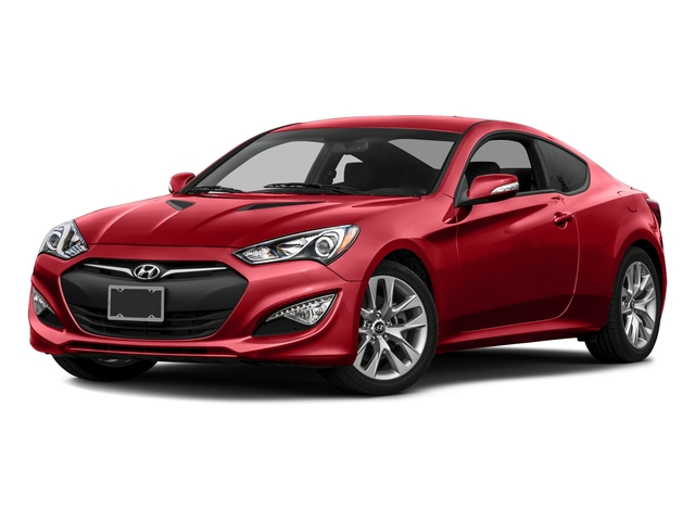 Tsukuba Red 2016 Hyundai Genesis Coupe Pictures Genesis Coupe 2D Ultimate V6 photos front view
