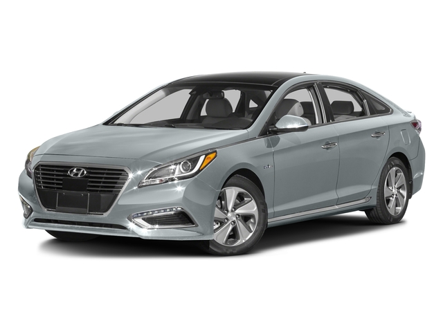 Seaport Mist 2016 Hyundai Sonata Hybrid Pictures Sedan 4d Limited I4 Photos Front