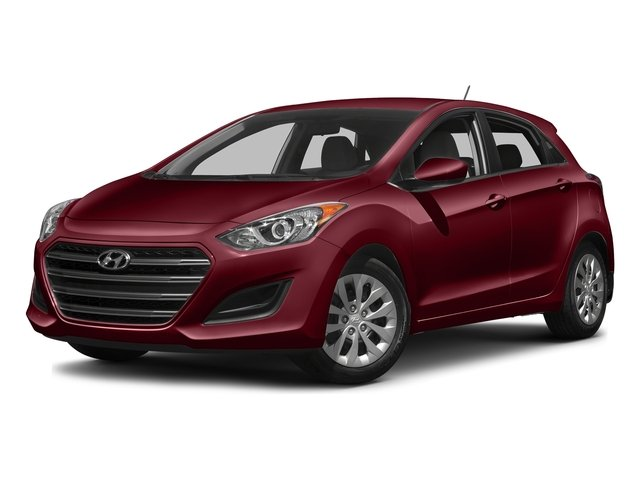 Scarlet Red Pearl 2016 Hyundai Elantra GT Pictures Elantra GT Hatchback 5D GT I4 photos front view