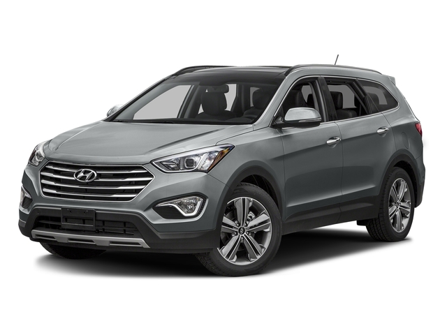 Iron Frost 2016 Hyundai Santa Fe Pictures Santa Fe Utility 4D Limited AWD photos front view