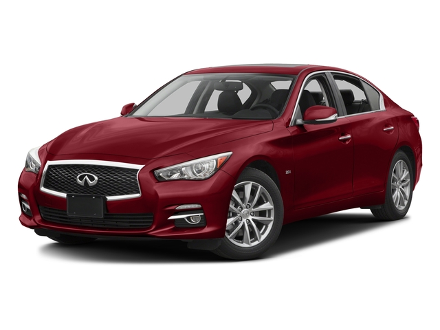 Venetian Ruby 2016 INFINITI Q50 Pictures Q50 Sedan 4D 2.0T Premium I4 Turbo photos front view