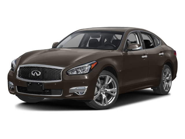 Chestnut Bronze 2016 INFINITI Q70 Pictures Q70 Sedan 4D V6 photos front view