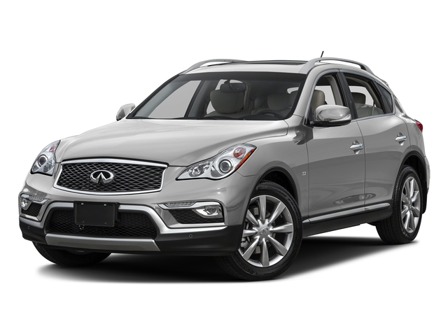 Liquid Platinum 2016 INFINITI QX50 Pictures QX50 Utility 4D 2WD V6 photos front view