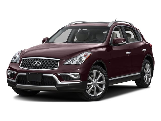 Midnight Garnet 2016 INFINITI QX50 Pictures QX50 Utility 4D 2WD V6 photos front view