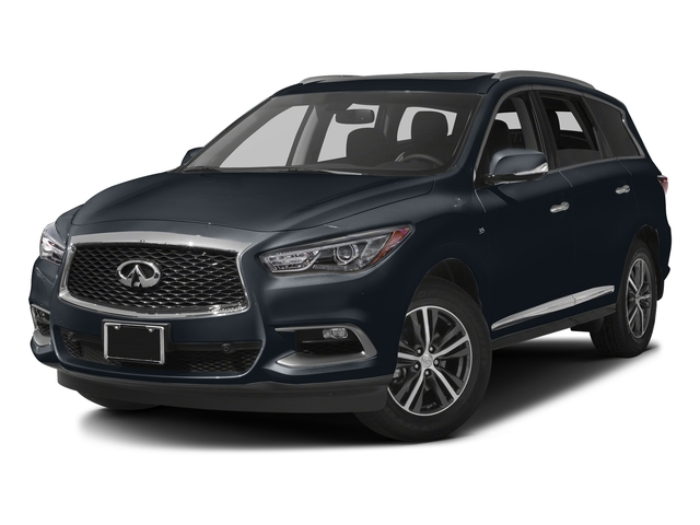 Hermosa Blue 2016 INFINITI QX60 Pictures QX60 Utility 4D AWD V6 photos front view