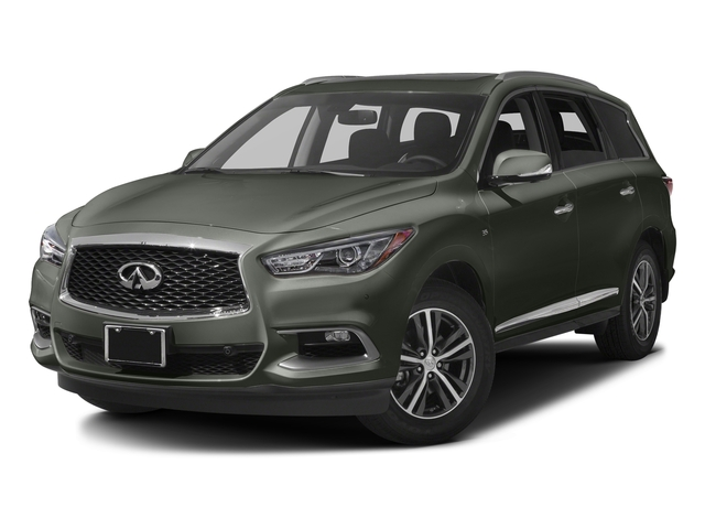 Jade Green 2016 INFINITI QX60 Pictures QX60 Utility 4D AWD V6 photos front view