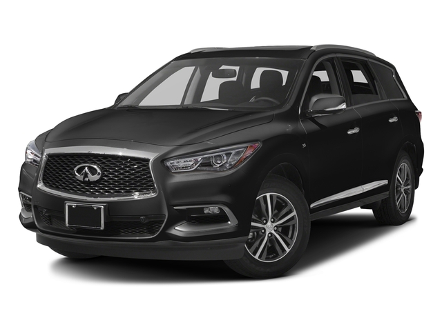 Black Obsidian 2016 INFINITI QX60 Pictures QX60 Utility 4D AWD V6 photos front view