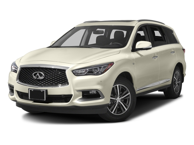 Majestic White 2016 INFINITI QX60 Pictures QX60 Utility 4D AWD V6 photos front view