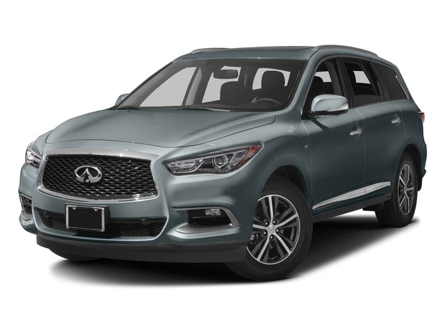 Hagane Blue 2016 INFINITI QX60 Pictures QX60 Utility 4D AWD V6 photos front view