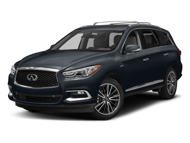 Hermosa Blue 2016 INFINITI QX60 Pictures QX60 Utility 4D Hybrid AWD I4 photos front view