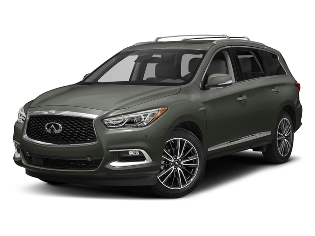 Jade Green 2016 INFINITI QX60 Pictures QX60 Utility 4D Hybrid 2WD I4 photos front view