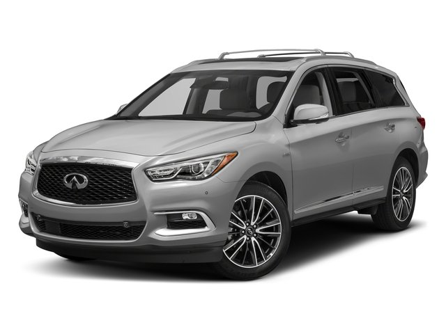 Liquid Platinum 2016 INFINITI QX60 Pictures QX60 Utility 4D Hybrid AWD I4 photos front view
