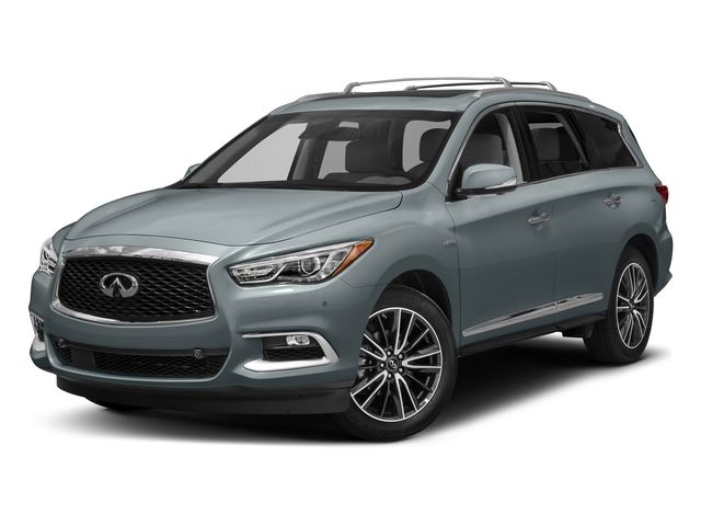 Hagane Blue 2016 INFINITI QX60 Pictures QX60 Utility 4D Hybrid 2WD I4 photos front view