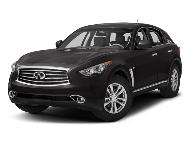 Midnight Mocha 2016 INFINITI QX70 Pictures QX70 Utility 4D AWD V6 photos front view