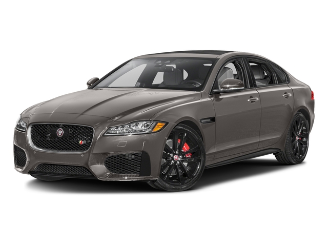 Ingot 2016 Jaguar XF Pictures XF Sedan 4D XF-S AWD V6 Supercharged photos front view