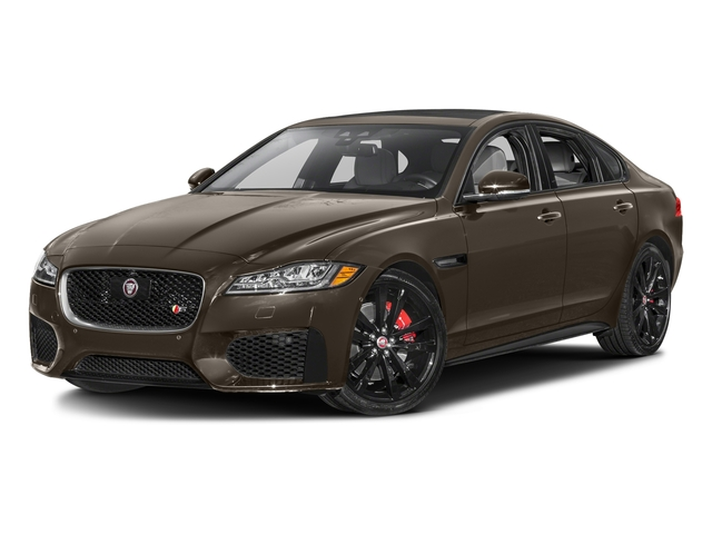 Quartzite Metallic 2016 Jaguar XF Pictures XF Sedan 4D XF-S AWD V6 Supercharged photos front view