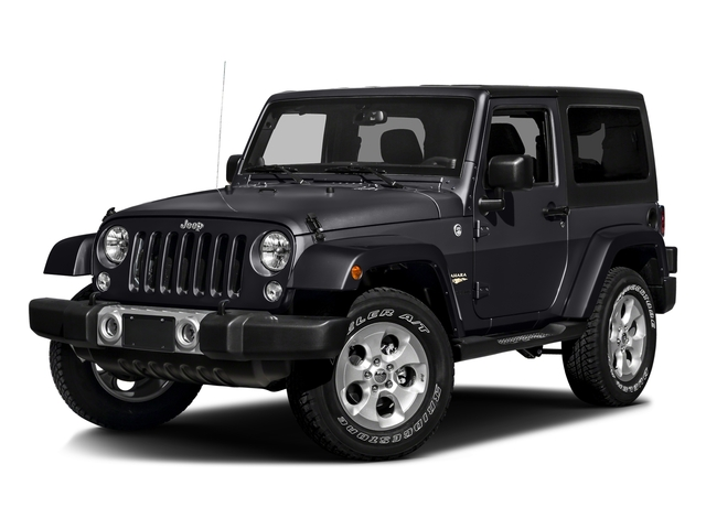Rhino Clearcoat 2016 Jeep Wrangler Pictures Wrangler Utility 2D Sahara 4WD V6 photos front view